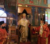 Θεία Λειτουργία και εγκατάσταση νέου αμίσθου Ιερέως στη Δαμάστα