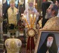 Τεσσαρακονθήμερο Μνημόσυνο μακαριστού Μητροπολίτου Χριστουπόλεως κυρού Πέτρου στη Λιβαδειά (Βίντεο)